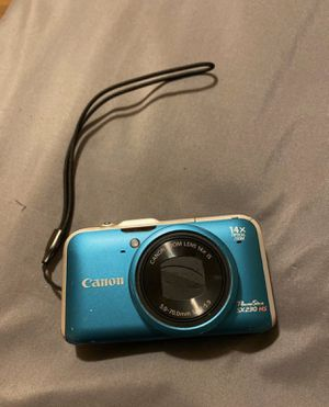 Canon SX 230 HS 12 megapixel digital camera for Sale in Pompano Beach, FL