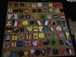 Lot Of 115 Disney Pins And Free Shipping for Sale in Clermont, FL