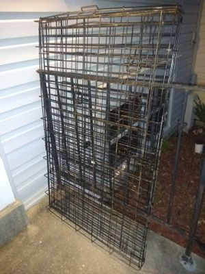 "XL 48"" Dog Crate Kennel for Sale in Alexandria, VA"