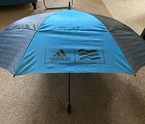 "Adidas Golf Umbrella - 68"" White/Blue for Sale in Cary, NC"