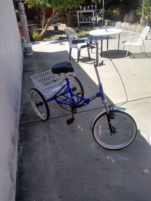 Mantis 20 inch adult folding bike. for Sale in San Diego, CA