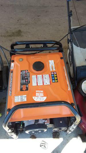 Generac generator GP8000E for Sale in Denver, CO