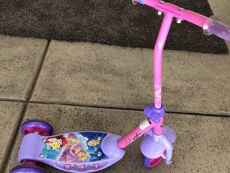 Huffy Disney Princess Scooter for Sale in Santa Ana,  CA
