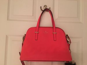 Hot pink Kate spade bag for Sale in Elkridge, MD