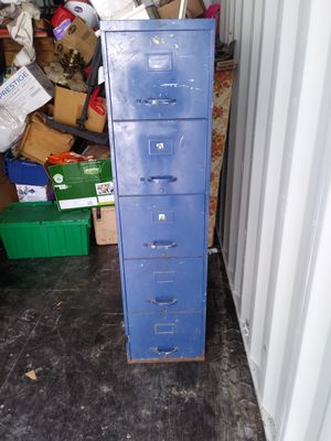 Filing cabinet for Sale in Liberty, SC