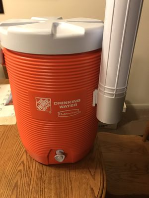 Brand new 5 gal water cooler. Check out my other items I have for sale. Pick up in Lombard. for Sale in Lombard, IL
