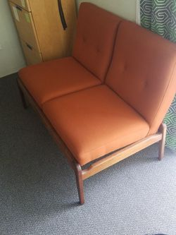 MCM Couch/chair for Sale in Los Angeles,  CA