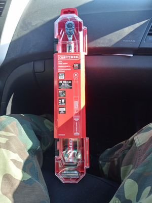 Craftsman torque wrench for Sale in McMinnville, OR