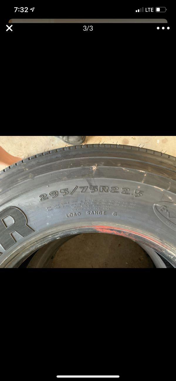 Trailer recap tire