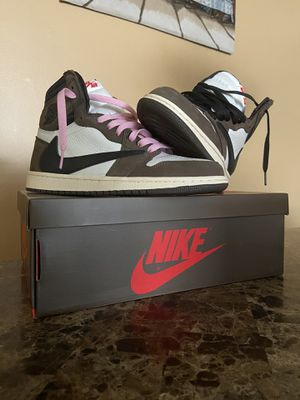 "Air Jordan 1 ""Travis Scott"" for Sale in Wappingers Falls, NY"