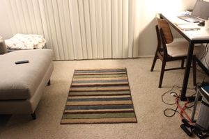 Striped Rug for Sale in Torrance, CA