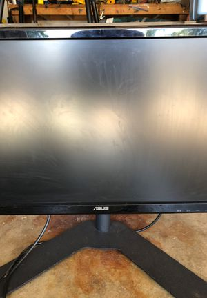 """24"""" monitor and stand for Sale in Sacramento, CA"""