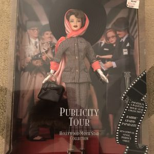 Hollywood Movie Star- Publicity Tour Barbie- NEW! for Sale in Charleston, SC