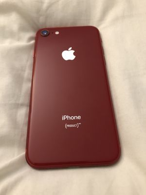iPhone 7 red for Sale in Moreno Valley, CA
