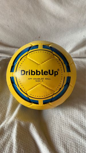 Dribble up Soccer Ball for Sale in Powell Butte, OR