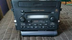 Original Acura CD and cassette player for Sale in Oakland, CA