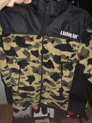 Bape BOA Fleece for Sale in Boston, MA