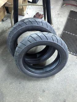 Honda Grom tires for Sale in Riverside,  IL