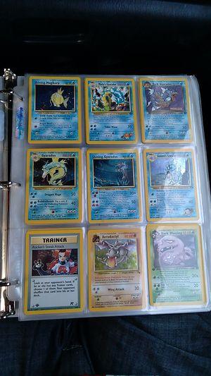 Old School Pokemon Cards (All Holos) for Sale in Phoenix, AZ
