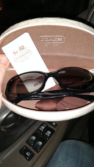 EUC COACH sunglasses with case for Sale in Vancouver, WA