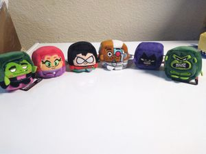 Teen Titans Go, Hawaii cubes. for Sale in Fort Worth, TX