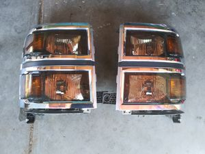 Chevy headlights (2014-2015) for Sale in Tucson, AZ