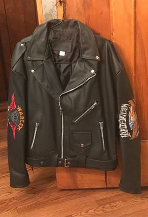Harley Davidson leather jacket for Sale in Chicago, IL