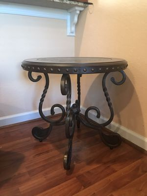 Iron table for Sale in Virginia Beach, VA