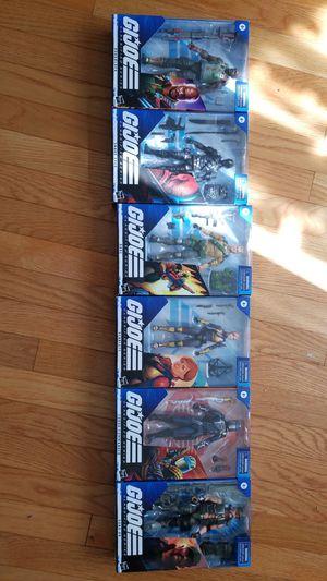 G. I. Joe classified. 01, 02, 04, 05, 06 and 07 for Sale in Fairfax, VA