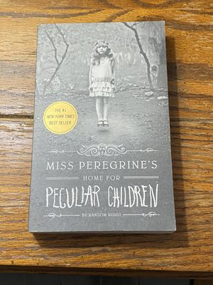 Miss Peregrines Home for Peculiar Children book - new for Sale in St. Louis, MO