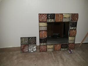 Mirror wall art for Sale in Porter, TX