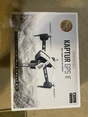 Kaptur GPS 2 WiFi Drone With HD Camera for Sale in Arlington, VA