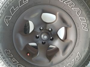 Jeep TJ wheels for Sale in Round Rock, TX
