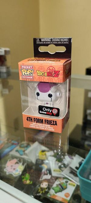 4th Form Frieza- Funko Pocket POP Keychain- GameStop Exclusive-DragonBall Z for Sale in Cypress, CA