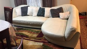 Sectional couch sofa for Sale in Everett, WA