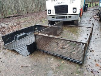 F250 Long bed Landscape Cage & Bedliner for Sale in Duvall,  WA