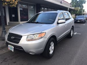 Hyundai Santa Fe 2007 clean title for Sale in Portland, OR