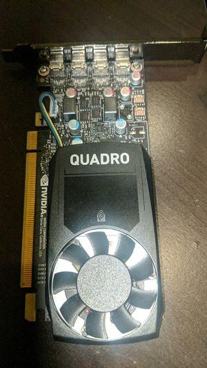 Nvidia Quadro P600 for Sale in Santa Clara, CA