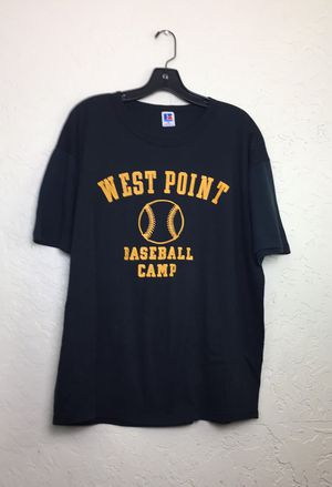 90s Vintage West Point Baseball Camp Graphic Tee Shirt XL for Sale in Pomona, CA