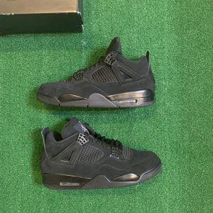 Jordan 4 Retro 'Black Cat' - Size 11 for Sale in Beaverton, OR
