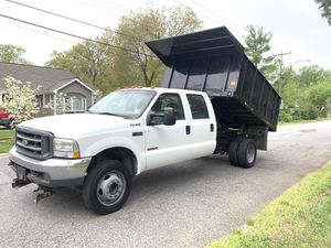 05 ford f450 Power stroke diesel Dooley dump truck for Sale in Alexandria, VA