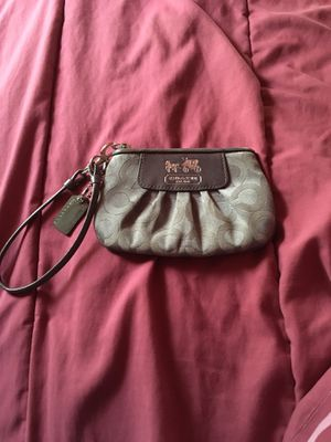 Coach Wristlet for Sale in Henrico, VA