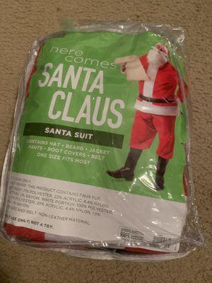 Santa Claus coustume for Sale in Riverview, FL