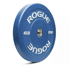 Rogue Fitness Color Echo Bumper Plates 45lb pair for Sale in Centreville, VA