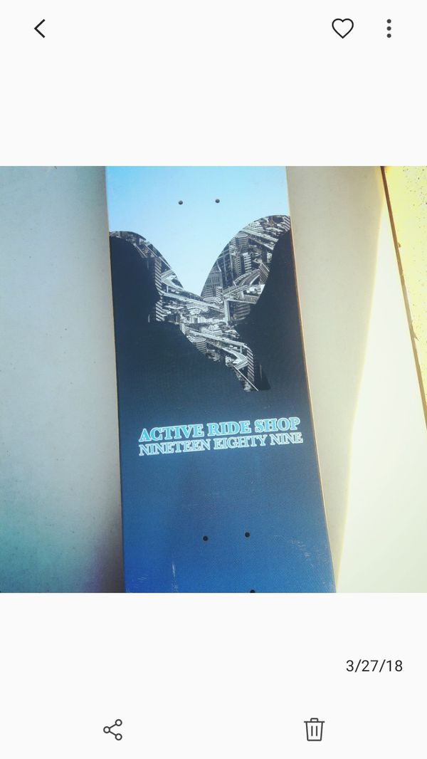 (Brand New Skateboards) - ONLY ($55) PRE-GRIPPED BRAND NEW!!!