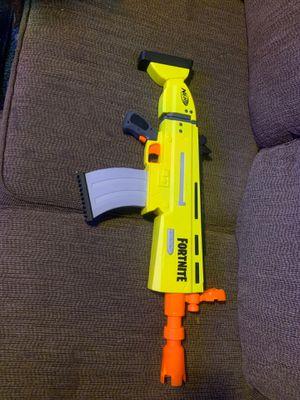 Fortnite nerf gun! for Sale in Portland, OR