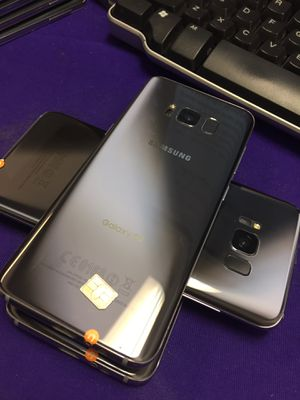Galaxy S8 unlocked with warranty! for Sale in Columbus, OH