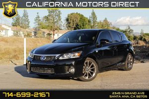 2013 Lexus CT 200h for Sale in Santa Ana, CA