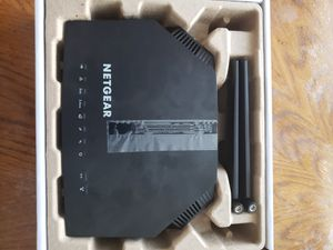 NETGEAR AC1200 Wifi Cable Modem Router for Sale in Grand Prairie, TX
