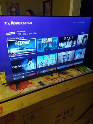 """New TV sharp 55"""" 4k for Sale in Norcross, GA"""
